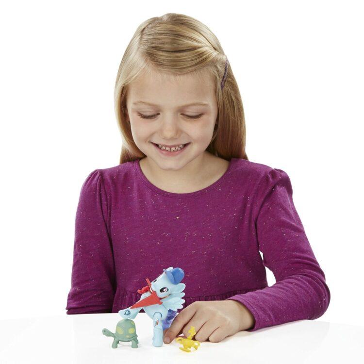 My Little Pony articolato con accessori