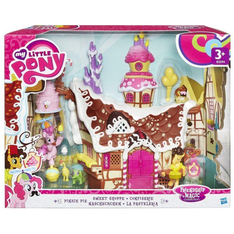 La Pasticceria di Pinkie Pie
