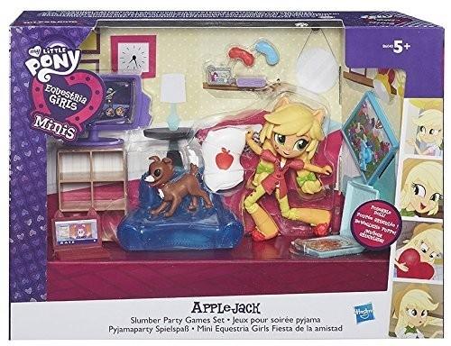 My little pony equestria girls mini