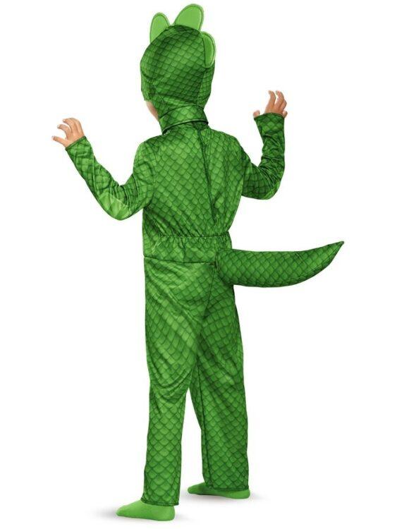 Costume carnevale Geco Pj Masks Super Pigiamini