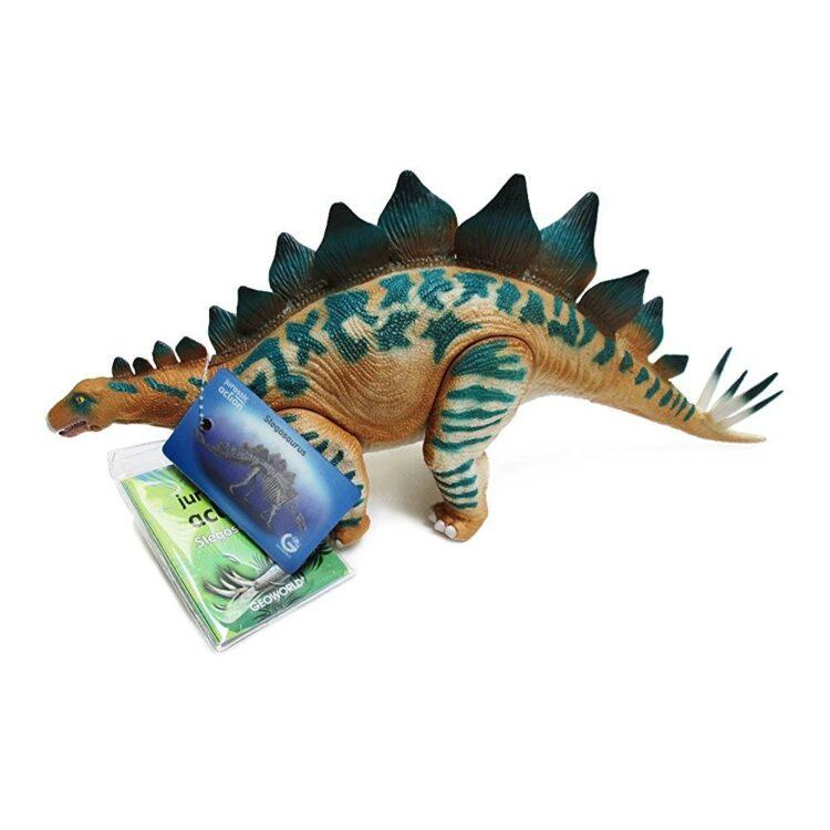 Jurassic Action Stegosaurus