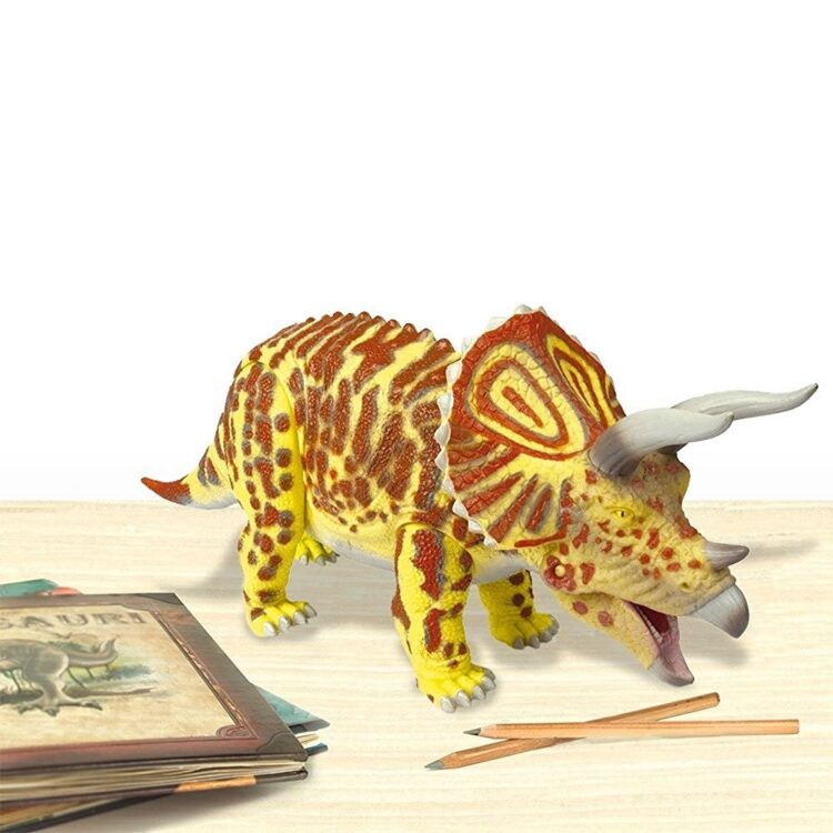 Jurassic Action Triceratops