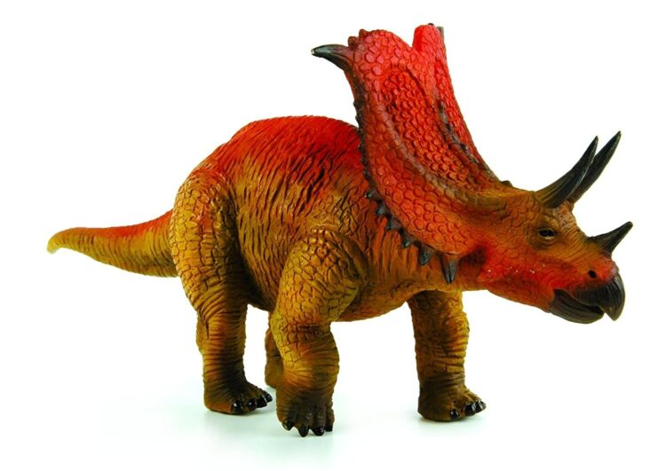 Jurassic Action Chasmosaurus