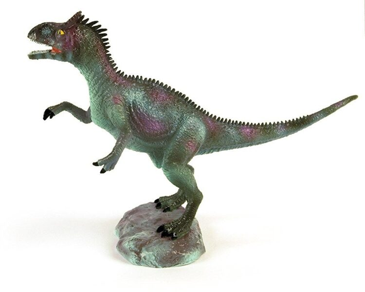 Jurassic Hunters Cryolophosaurus