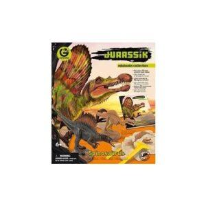 Jurassik Edubooks Collection. Spinosaurus Copertina rigida