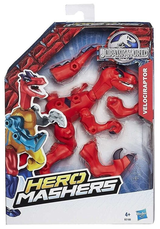 Jurassic World Hero Mashers
