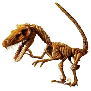 Jurassic World Super Kit Velociraptor