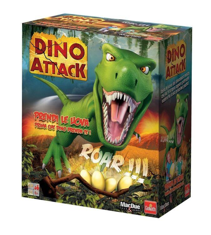 Dino Attack - Gioco di Società