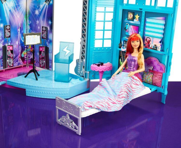 Palco Concerto Rock Barbie