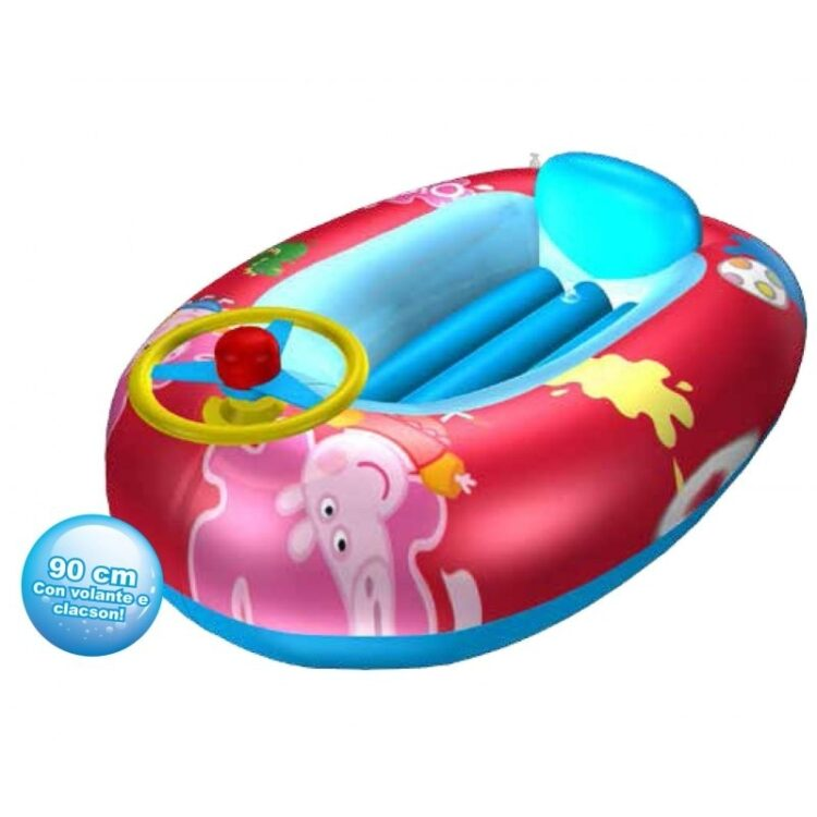 Canotto con volante Peppa Pig