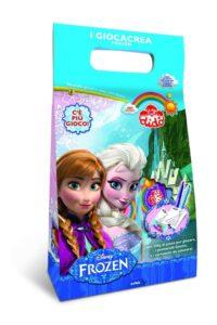 Didò - Giocacrea Disney Frozen Pasta per Giocare