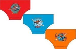Set 3 slip bimbo Disney Planes-