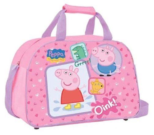 "Borsone Sport Peppa Pig ""Oink"""