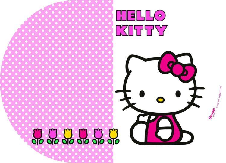 Hello Kitty tovaglia merenda