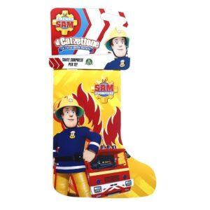 Calzettone Sam il Pompiere