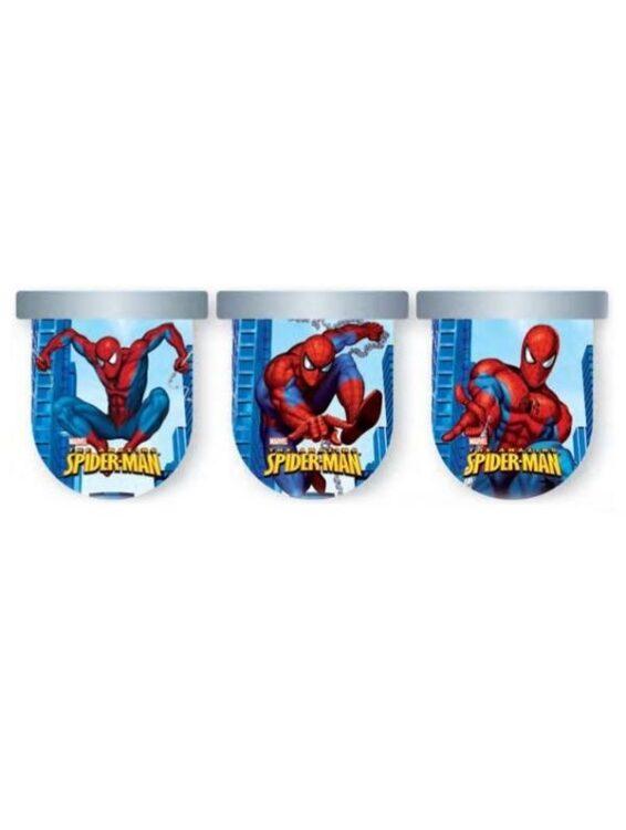 Festone bandierine Spiderman
