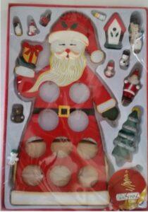 Decorazioni per Albero di Natale Pz. 16