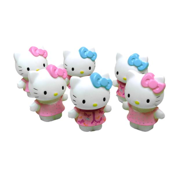 Personaggi Hello Kitty in plastica