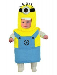Costume Minions Baby 6-12 mesi