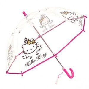 Ombrello a cupola Hello Kitty