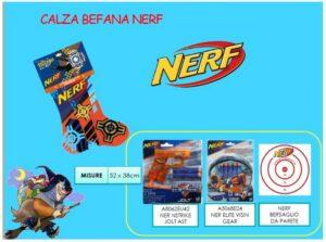 Calzettone Nerf