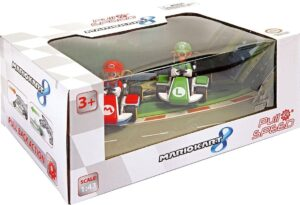 Mario Kart 8 - Luigi e Mario