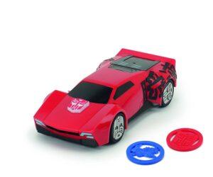 Transformers Mini Auto con deployer Sideswipe