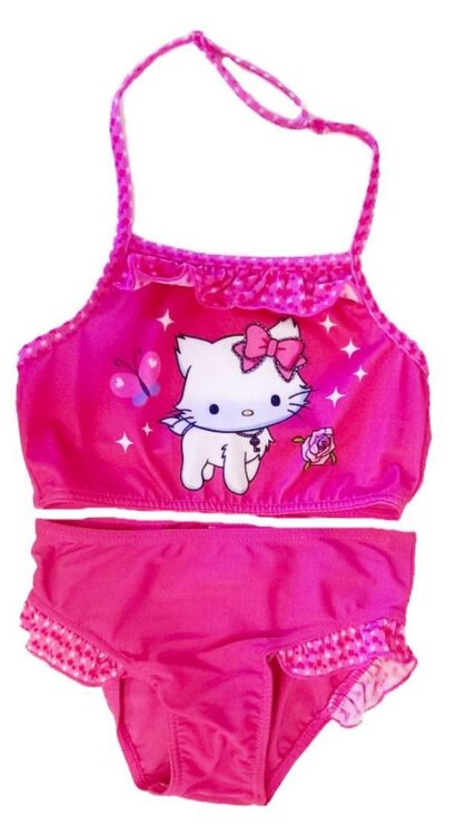 Costume bikini Charmmy Kitty fucsia