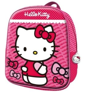 Zainetto termico Hello Kitty 3D