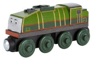 Trenino Thomas - Locomotiva Gator, in legno