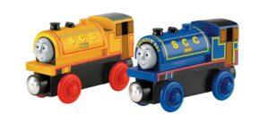 Locomotive Bill & Ben serie legno