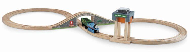 Trenino Thomas Stazione del Carbone by Fisher Price
