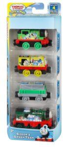 Trenino Thomas Multipack 4 veicoli Thomas & Friends