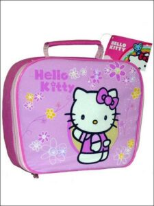 Lunch box termico Hello Kitty Flower