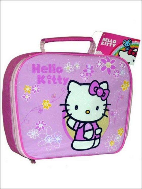 Lunch box termico Hello Kitty Flower