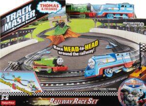 Trenino Thomas Pista la Grande Corsa