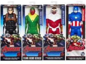 Avengers Titan Hero