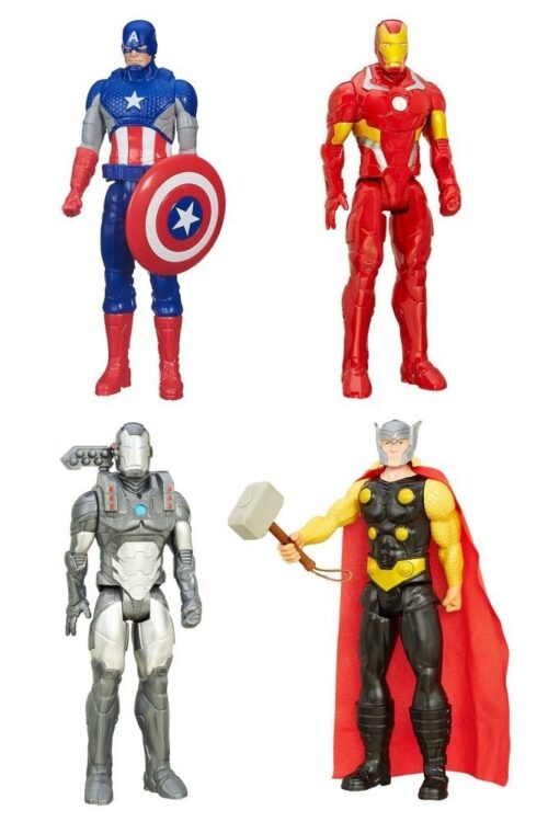 Avengers Titan Hero Action Figures 30 cm