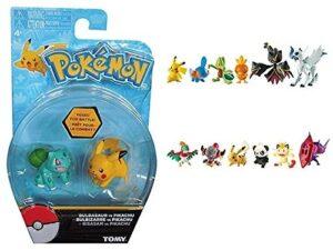Personaggi Pokemon Battle da collezione