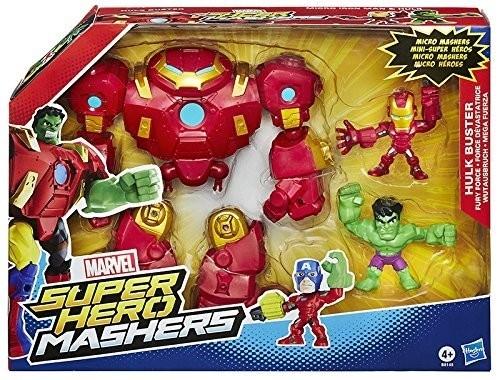 Avengers Hero Mashers