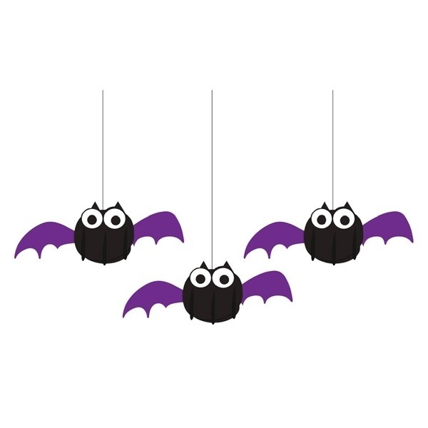 Decorazioni soffitto Pipistrelli