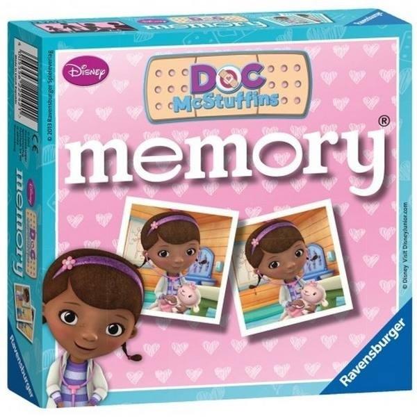 Gioco memory Dottoressa Peluche