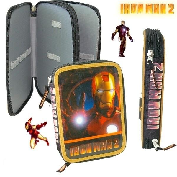Astuccio doppio Iron Man
