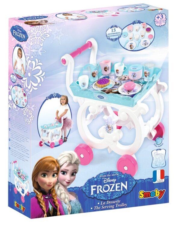 Carrello Portavivande Frozen Disney