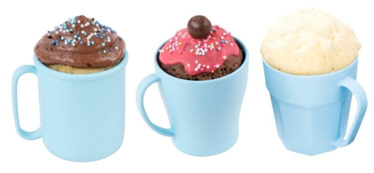 Set Mug Cake
