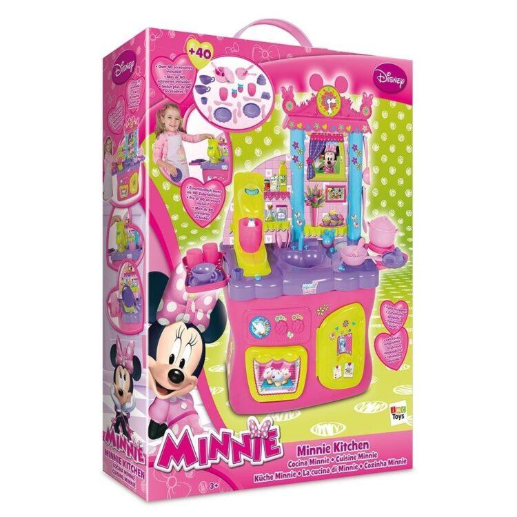 Minnie Cucina con Accessori