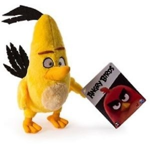 Angry Birds peluche 12 cm