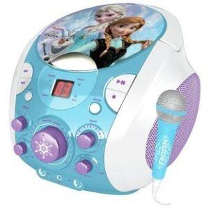 Disney Frozen karaoke