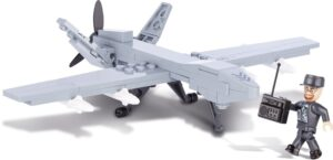 Aereo drone militare Cobi