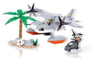 Hydroplano Small Army Cobi